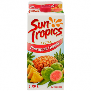 Pineapple Guava Nectar