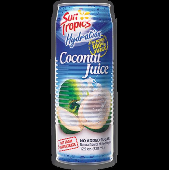 100% Coconut Juice