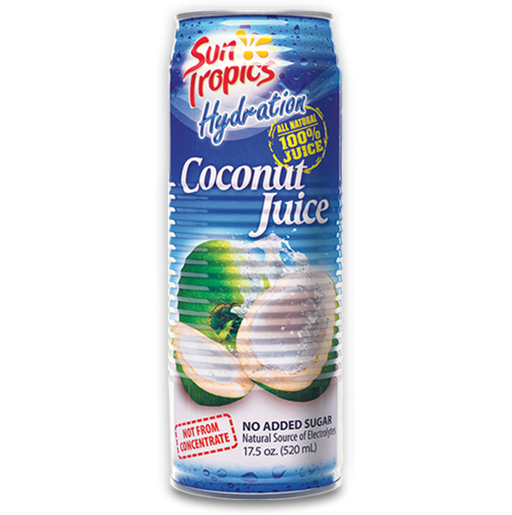 100% Coconut Juice