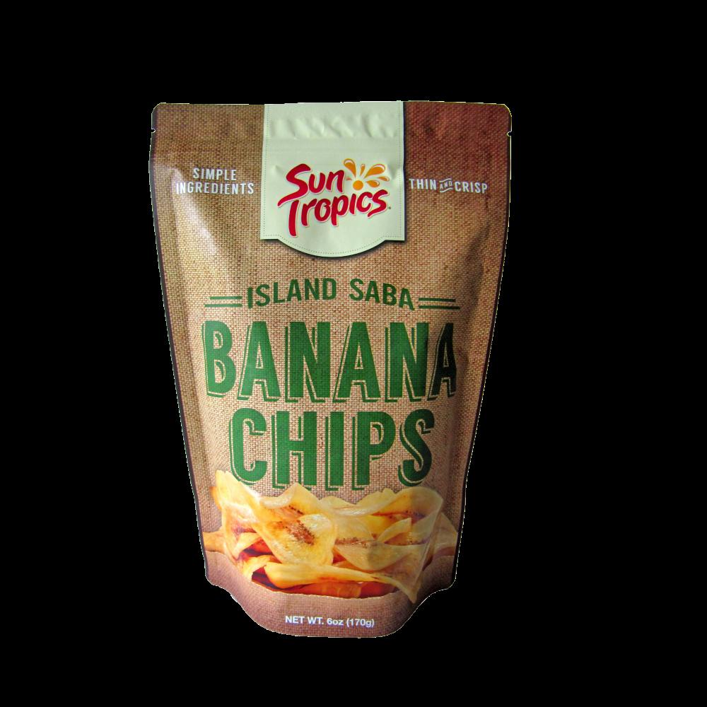 Banana chips ReBl Products