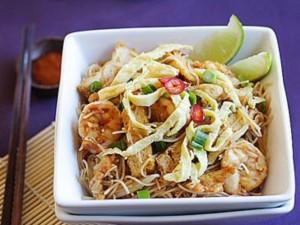 Mee Siam Recipe (Spicy Rice Vermicelli)