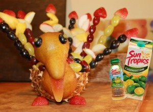 Fruit Turkey Calamansi 300x219 Make Your Own Fruit Turkey!