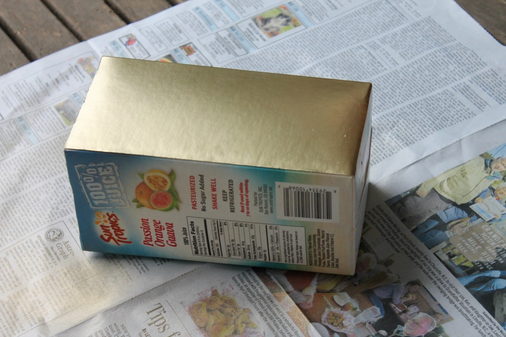 Painting Gift Boxes