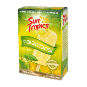 Calamansi Frozen Fruit Bars