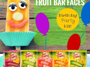 Fruit Bar Faces