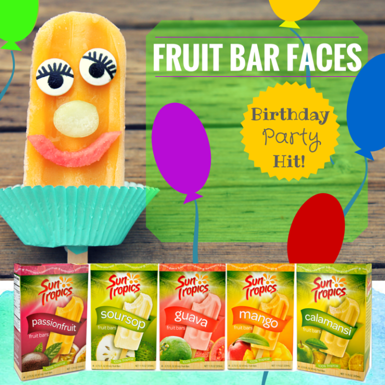 Fruit Bar Faces