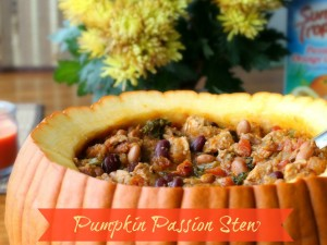 Pumpkin Passion Stew