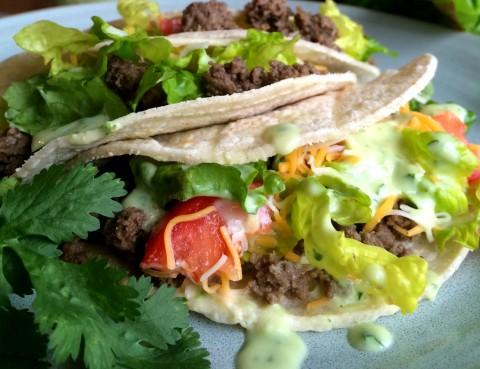 Calamansi Tacos