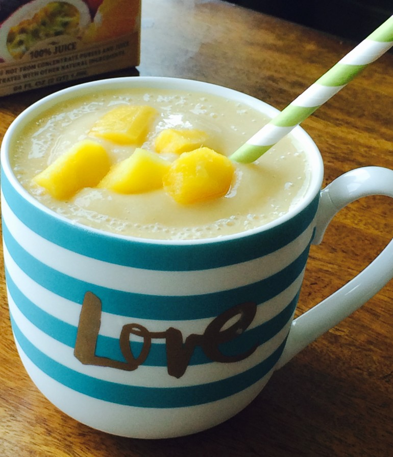 Mango Passion Smoothie