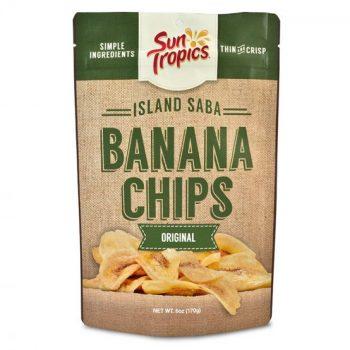 Island Saba Banana Chips Original