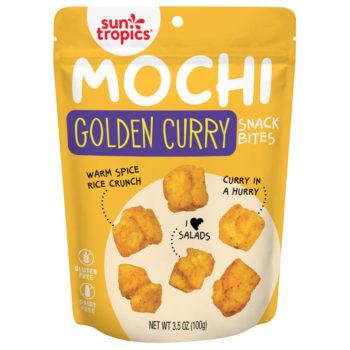 a bag of Suntropics Mochi golden curry